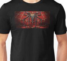 Spider Man Chest Plate Unisex T-Shirt