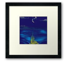 Relaxation - Stress Relief Framed Print