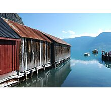 The Sognefjord II Photographic Print