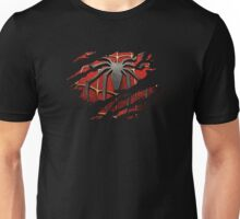 Spider-Man Torn Design Unisex T-Shirt