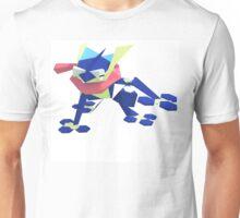 Low-PolyMon - Greninja Unisex T-Shirt