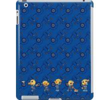 Megaman Legends - Servebots iPad Case/Skin