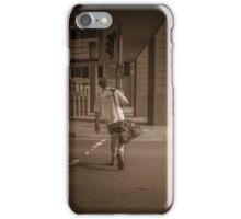 The Plumbers Aprentice iPhone Case/Skin