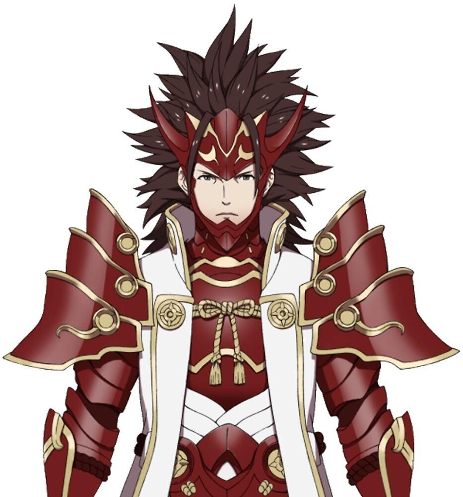 Ryoma fire emblem fates quot by xaxatella redbubble