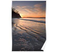 Kingston Beach Sunrise #3 Poster