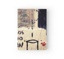 Berlin Monkey Mural Hardcover Journal