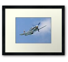 Russian Yak 9 Collection Framed Print