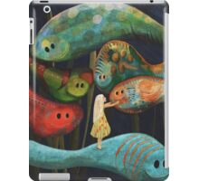 My Fascinating Friends iPad Case/Skin