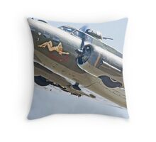 B17 Sally B Throw Pillow