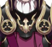 Xander - Fire Emblem: Fates Sticker