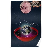 Color Chaos Collection -- The Creation Of The Universe Poster