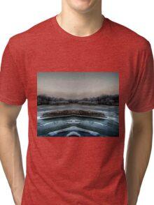 Mirrored Tri-blend T-Shirt