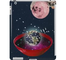 Color Chaos Collection -- The Creation Of The Universe iPad Case/Skin
