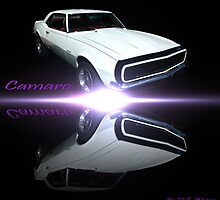 Camaro by Holly Werner