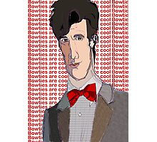 Matt Smith as Doctor Who Photographic Print