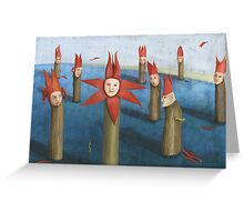 A Matter of Time Greeting Card