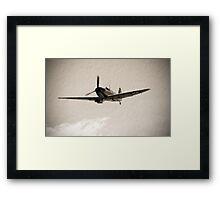 Memorial Flight Framed Print