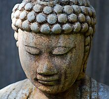 """Suffering Can Be Ended"" Buddha by Queen"