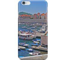 Port, Old Town, Dubrovnik, Croatia iPhone Case/Skin