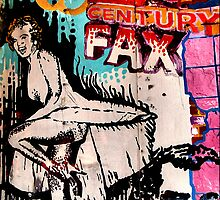 20 Century Fax by Judylee