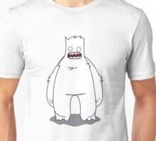 Yanish the Yeti Unisex T-Shirt