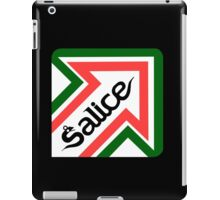 Salice shirt iPad Case/Skin