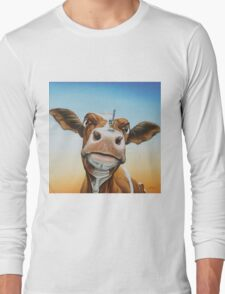 Fearless! Long Sleeve T-Shirt
