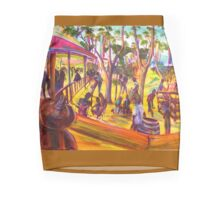 GYMPIE MUSTER - 25TH COLLECTION - MUSTER BAR the corral Mini Skirt