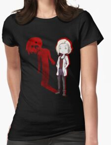 iZOMBIE Womens Fitted T-Shirt