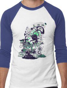 An Inevitable Twist Of Fate Men's Baseball ¾ T-Shirt