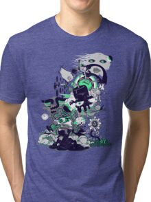 An Inevitable Twist Of Fate Tri-blend T-Shirt