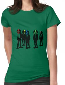 The Reservoir 12 Womens Fitted T-Shirt