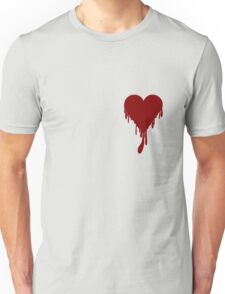 Bleeding Heart Unisex T-Shirt