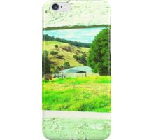 Sneak peek of Harmony Hills iPhone Case/Skin
