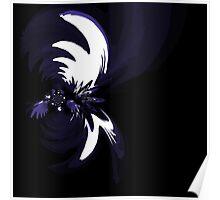 Purple Design Poster