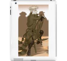 Vash the Stampede - Old West Style iPad Case/Skin