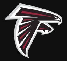 Atlanta Falcons Logo by NOFOLE
