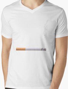 Cigarette Daydream Mens V-Neck T-Shirt