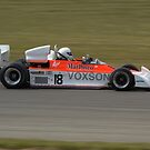 Chevron B42 by Willie Jackson