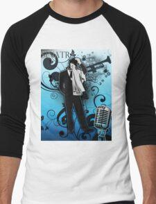 Feeling Urban Men's Baseball ¾ T-Shirt