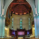 Christchurch Cathedralling ( 9 ) by Larry Lingard-Davis