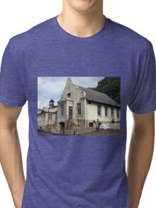Old, historical and unique. Tri-blend T-Shirt