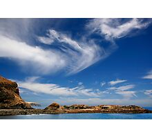 Second Valley Seascape in South Australia Photographic Print