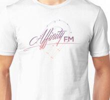 Affinity FM Logo w/ Color Unisex T-Shirt