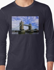 Tower Bridge London Long Sleeve T-Shirt