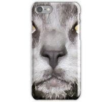 Cat Face #8 iPhone Case/Skin