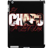 El Chapo Lord of drugs iPad Case/Skin