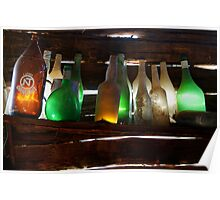 Bottles in the Shed  Poster