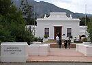 Memorial Museum, Franschhoek by Elizabeth Kendall