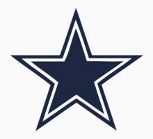 Dallas Cowboys Logo Kids Tee